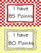 Accelerated Reader Clip Chart (Gingham)