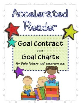 Accelerated Reader Data Folder and AR Goal Contract