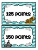 Accelerated Reader Mini Clip Chart & Goal Pack - Points Tr