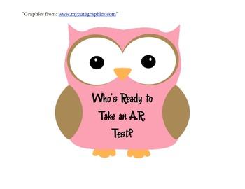 Accelerated Reader Owl Management