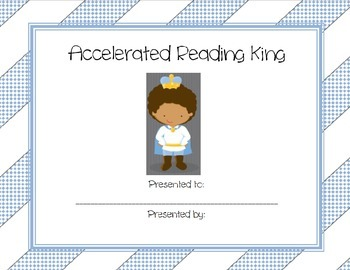 Accelerated Reading King 2