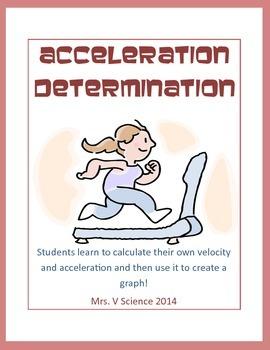 Acceleration Determination: Simple Acceleration Lab