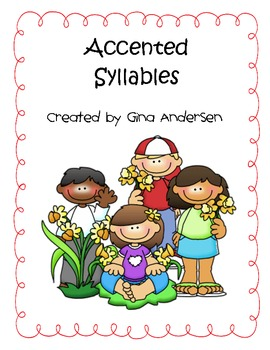 Accented Syllables