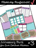 Accessory Pack #3 for Erin Condren Teacher Planner