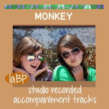 Accompaniment Track - Monkey Song