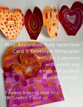 Valentines Day Craft - VIDEO Tutorial
