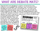 Accountable Talk Debate Mats Science Topics CLASS DISCUSSI