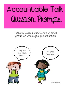 Accountable Talk Question Prompts