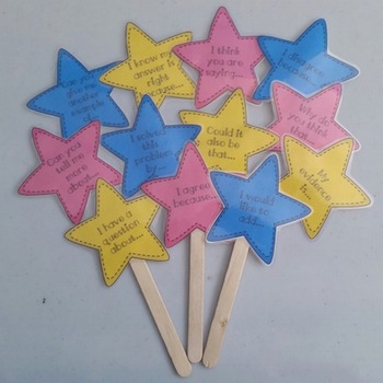 Accountable Talk Stars