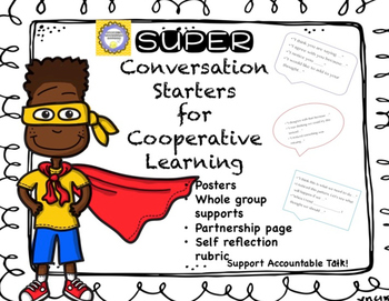 Super Accountable Talk --Supports Rigor in Literacy and Ma