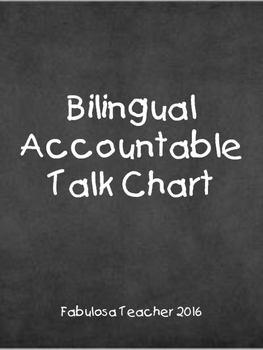 Accountable Talk-Bilingual