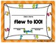 Achievement Posters - Sailed through ABC's-Flew to 100-Rac