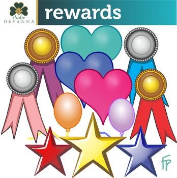 Achievements and Awards Clip Art