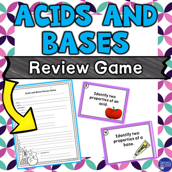 Acids and Bases Review Game