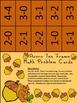 Fall Activities: Fall Ten Frames: Acorn Ten Frames