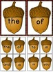 Acorn Fry First 100 Words Sight Word Flashcards and Posters