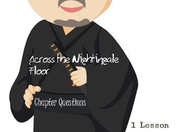 'Across the Nightingale Floor' Lian Hern Chapter Questions