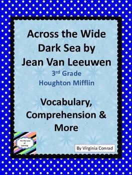 Across the Wide Dark Sea by Leeuwen--Grade 3--HM--Suppleme