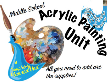 Acrylic Painting Unit