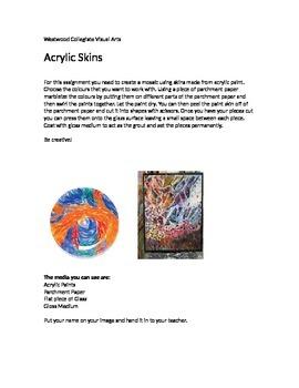 Acrylic Skins