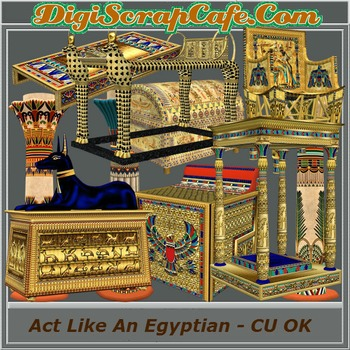 Act Like An Egyptian