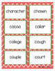 Action 100 Wt Tricky Words Flash Cards