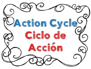 Action Cycle- Art, Bilingual- IB PYP