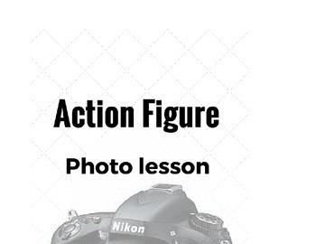Action Figure Photography Lesson