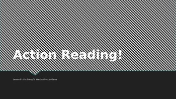 Action Reading : What's Your Favorite Subject