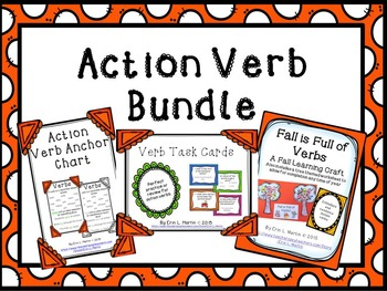 Action Verb Bundle