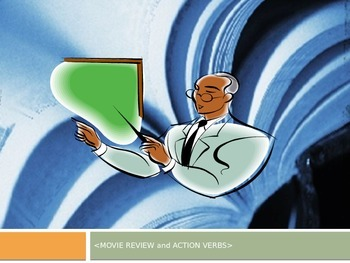 Action Verbs Movie Review
