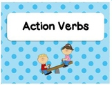 Action Verbs PowerPoint