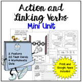 Action Verbs and Linking Verbs