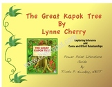 The Great Kapok Tree: Cause and Effect Flipchart (Aligned