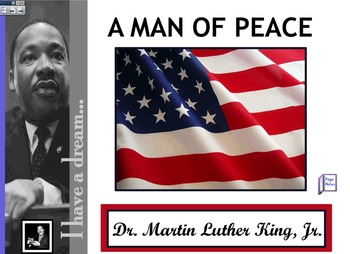 ActivInspire Flipchart Dr. Martin Luther King, Jr