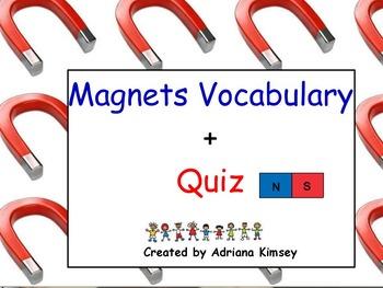 ActivInspire - Magnet Vocabulary