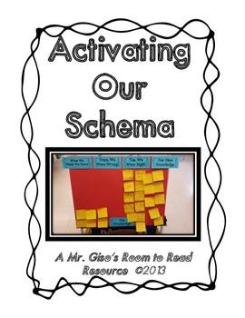 Activating Schema Anchor Chart Headers.
