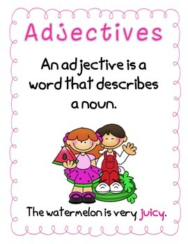 Active Adjectives