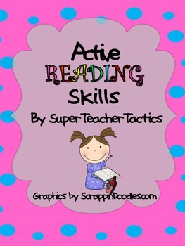 *Reading Comprehension Skills Pack/Posters/Response Sheets
