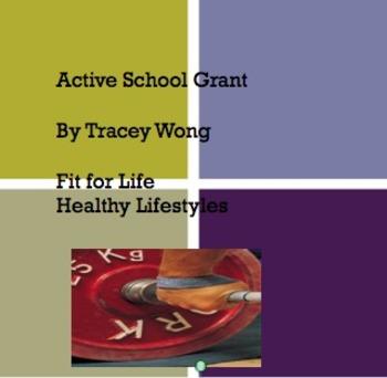 Active School Grant