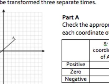 Activities Designed to Practice & Apply Isometries (G.CO.2
