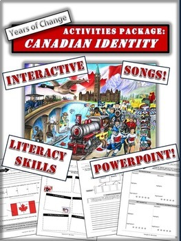Canadian Culture and Identity (1960s to Present) Package: