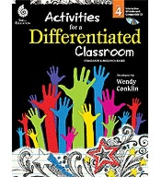Activities for a Differentiated Classroom: Level 4