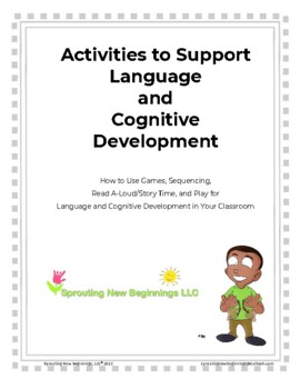 American Sign Language ~Activities to Support Language & C