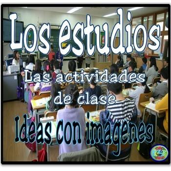 Activity Class and Study Images / Imágenes de la clase y l