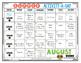 Activity-a-Day Summer Calendar: Grade 5 and Above