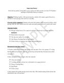 Activity to Improve Fluency