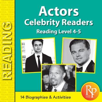Actors: Celebrity Readers