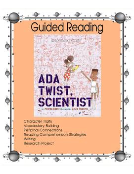 Ada Twist, Scientist - Guided Reading