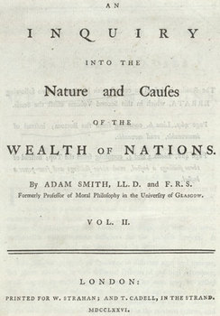 Adam Smith - The Father of Modern Economics, A Play